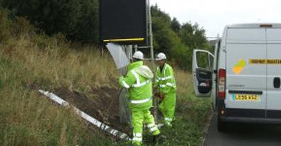 Road Sign Maintenance SERVICE